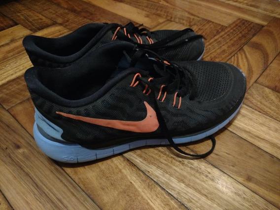 Zapatillas Nike Free 5.0 N° 38