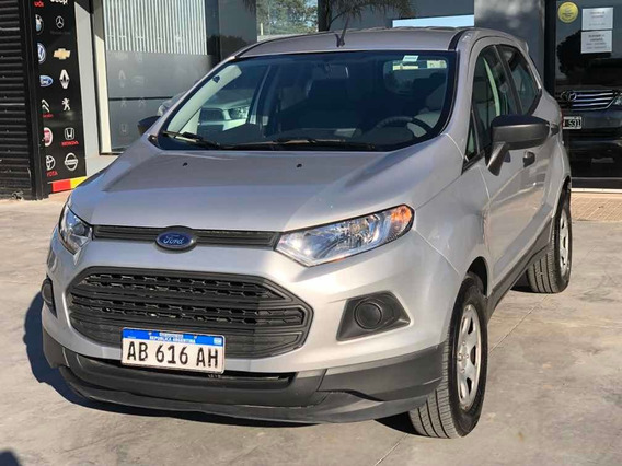 Ford Ecosport 1.6 S 110cv 4x2 2017