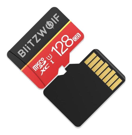 wergem Tarjeta de Memoria TF de Alta Velocidad 32G Clase 10 Micro-SD con Adaptador de tel/éfono m/óvil Tarjetas microSD