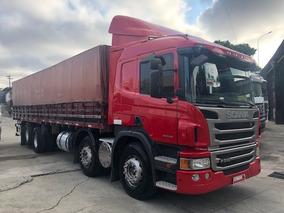 Scania P310 P 310 Bi Truck Aut. 8x2 Graneleiro = 24280 2430