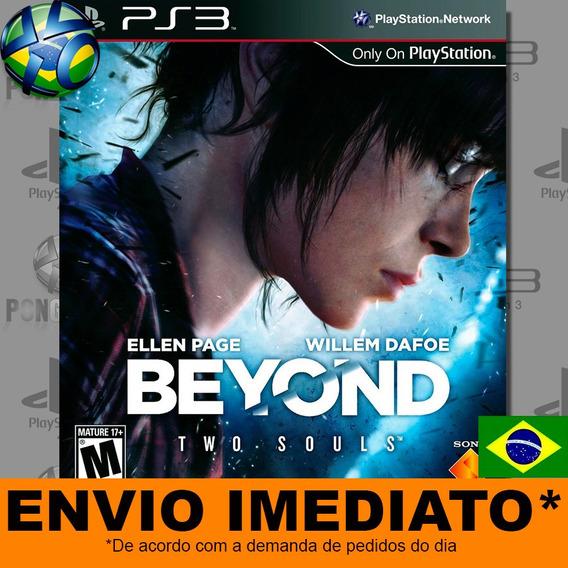 Jogo Beyond Two Souls Ps3 Psn Play 3 Dublado Português