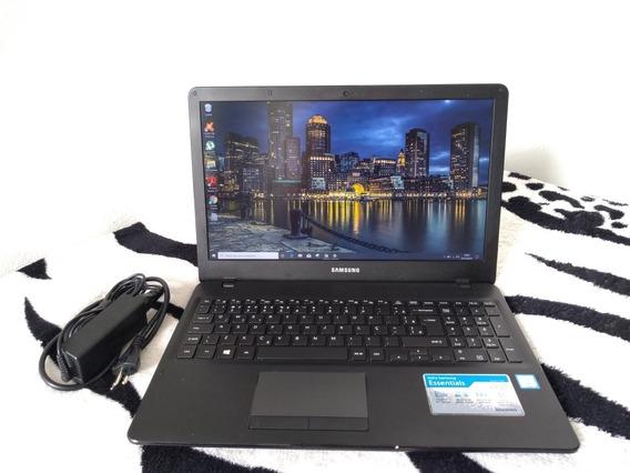 Notebook Samsung Essentials I3 Preto