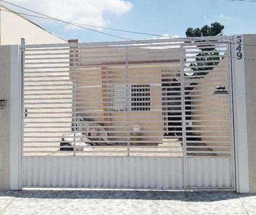 Casa Para Venda Em Suzano, Cidade Boa Vista, 3 Dormitórios, 1 Banheiro, 1 Vaga - Ca028_1-1872892