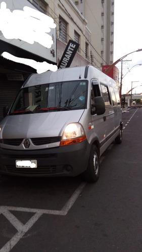 Imagem 1 de 8 de Renault Master Van 2011 16 Lugares