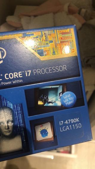 Processador Intel Core 17 4790k 4.4ghz
