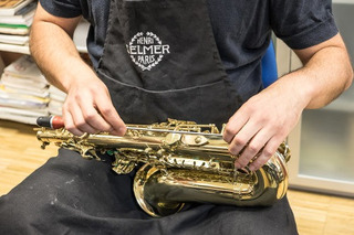 Reparacion De Saxofon Y Flauta Traversa