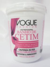 1 Máscara Minizinha Banho De Cetim 250gr
