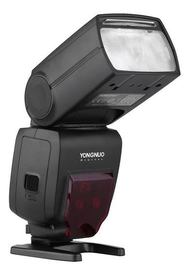 Flash Para Câmera Speedlite Yongnuo Yn-685 Para Nikon