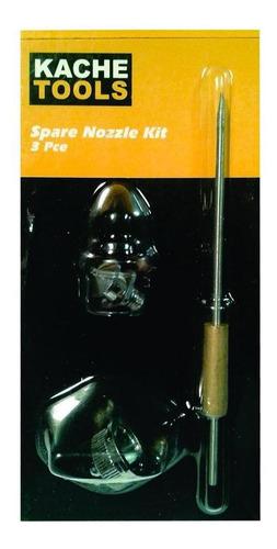 Set X 3 Repuestos Para Pistola Aerogratica 472b Kache Tools
