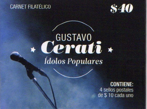 Numismza : Argentina 2015 Cerati Carnet Agotado Oferta