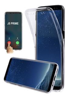 Capinha 360º Acrílico Samsung Galaxy J5 Prime Transparente