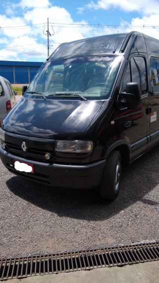 Renault Master 2009 Completa Executiva