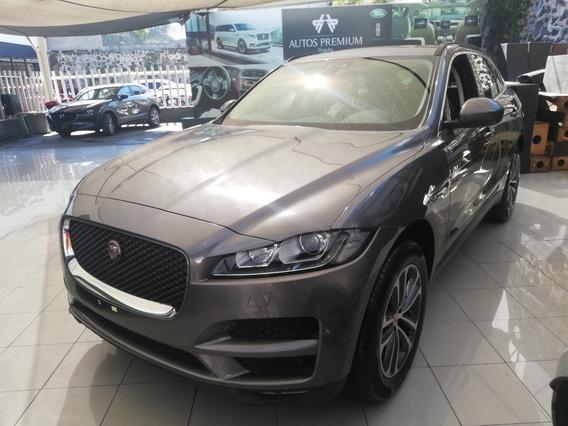 Jaguar F-pace 2.0 T Prestige At 2018