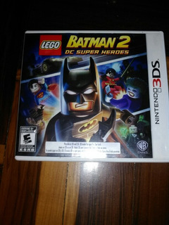 Lego Batman 2 : Dc Super Heroes (3ds)