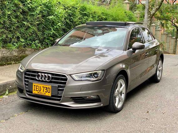 Audi A3 Sline Sedán