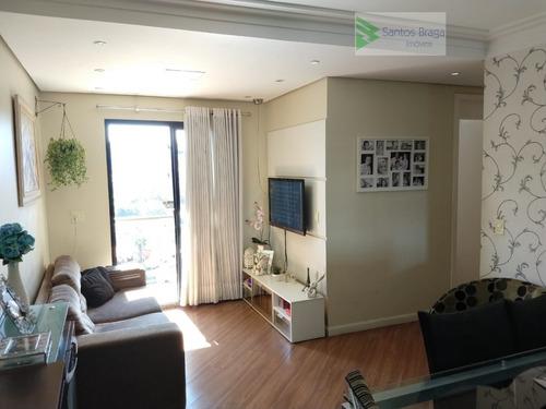 Apartamento Padrão Para Venda Em Conjunto Residencial Vista Verde São Paulo-sp - 588
