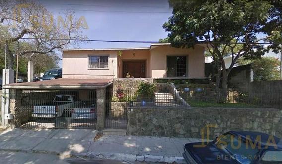 Casa En Venta En Col. Lomas De Rosales, Tampico, Tamps.