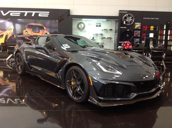 Corvette Zr1 Modelo 2019 755 Hp & 715 Lb. Ft. Automatico