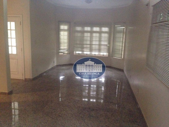 Casa Residencial Para Locação, Aeroporto, Araçatuba. - Ca0984