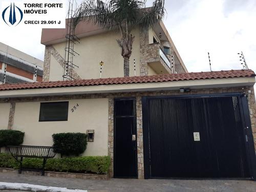 Imagem 1 de 15 de Sobrado De Condomínio Com 3 Dormitórios, Suíte Na Vila Formosa - 2396