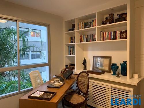 Imagem 1 de 15 de Apartamento - Brooklin  - Sp - 548442