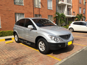 Ssangyong Actyon Diesel 2.0 60mil Kms, At, Aa