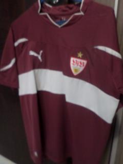 Camisa Stuttgart Alemanha Puma