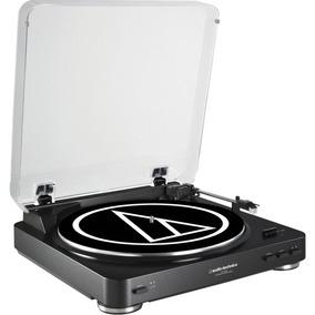 Toca Discos Audio Technica At-lp60bk Usb