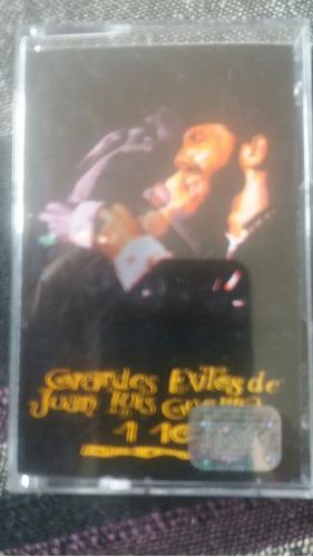 Cassette De Jose Luis Guerra Grandes Exitos (645