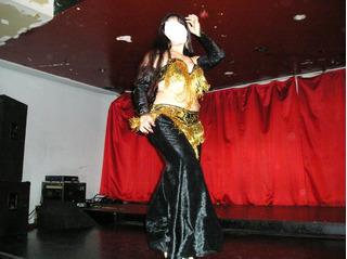 Traje De Danzas Arabes. Diseño Exclusivo.
