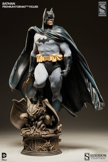 Sideshow Batman Premium Format Dc Comics Dark Knight!!!