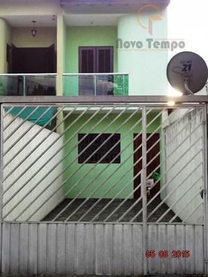 Sobrado Residencial À Venda, Itaim Paulista, São Paulo. - Codigo: So0077 - So0077