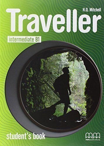 Livro Traveller Intermediate B1 Studants Book H Q Mitchell