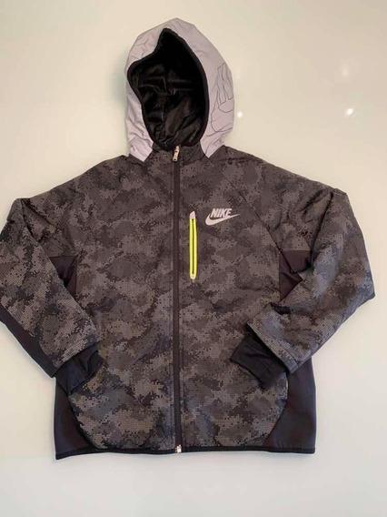 Jaqueta Nike Forrada Impermeável - Infantil 14