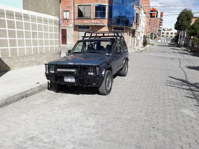 En Venta Jeep Cherokee Sport 4x4 Modelo 1998