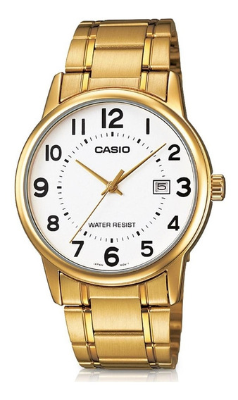 Relógio Casio Collection Masculino Mtp-v002g-7budf