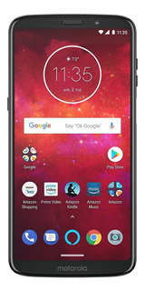 Jugar A Moto Z3 64 Gb (at&t/sprint/t-mobile/verizon)