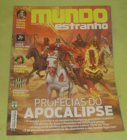 Revista Mundo Estranho - Profecias Apocalipse - Frete Grátis