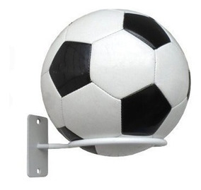Suporte Expositor De Parede Para Bola De Futsal