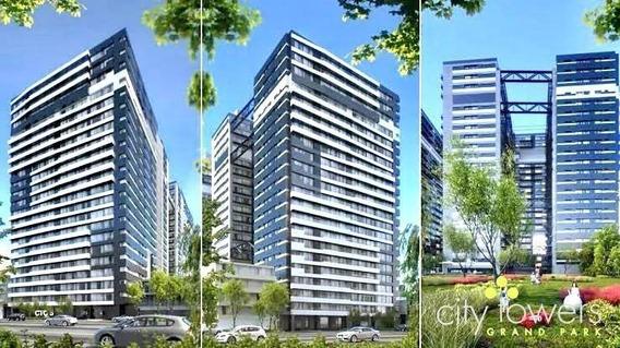 Magnifico Depto Inteligente Citytowers Se Entrega Equipado