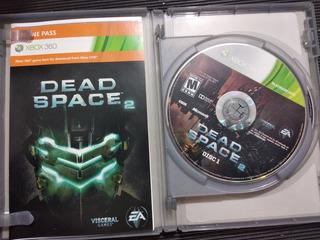 Dead Space 2 Xbox 360 Completo Sin Rayones