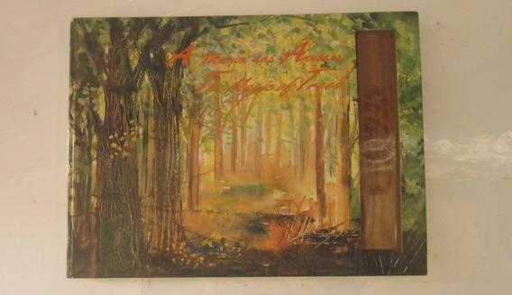 Livro A Magia Das Árvores