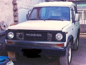 Nissan Samurai Modelo 84