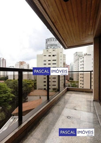 Imagem 1 de 15 de Apartamento De 04 Suites Em Moema - V-9719