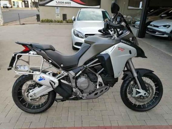 Ducati Multistrada 1200 Enduro Trail - 2017