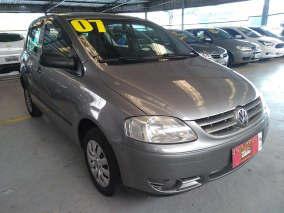 Volkswagen Fox 1.0 Flex 4 Portas Com Direção (impecavel)