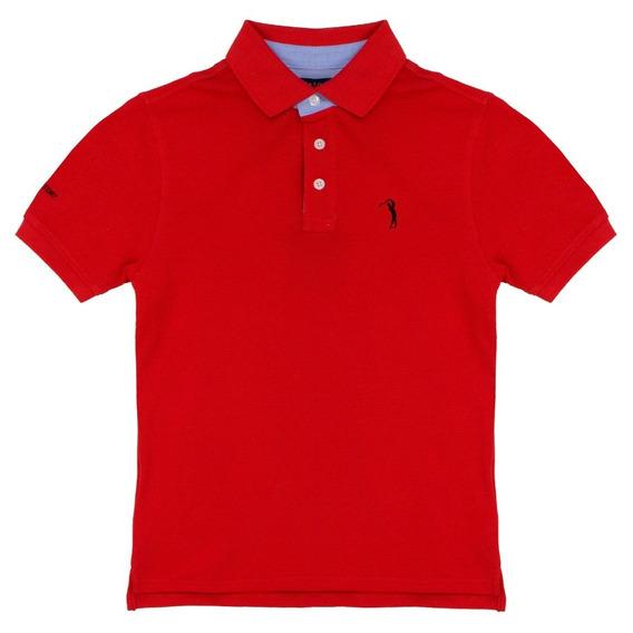 Kit 10 Camisas Polo Adulto Marcas Sortidas Tamanhos P Ao Gg