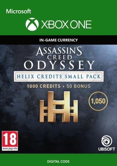 Assassins Creed Odyssey Créditos Helix - 25 Dígitos Patch Xbox One