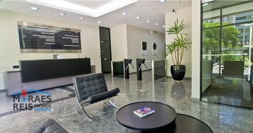 Conjunto Para Alugar, 133 M² Por R$ 6.500,00/mês - Itaim Bibi - São Paulo/sp - Cj2243