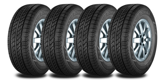 Kit 4 Neumaticos Fate Lt 245/65 R17 105/102t Rr At Serie 4